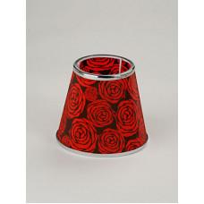 абажур Роза ушки Е14 VL0368