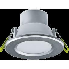 Светильник Navigator 94 834 NDL-P1-6W-840-SL-LED (аналог R63 60 Вт)(d100)