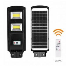 Уличный светодиодный светильник консольный на солнечных батареях ЭРА Б0046793
