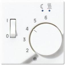 Накладка регулятора теплого пола Jung A 500 белая AFTR231PLWW