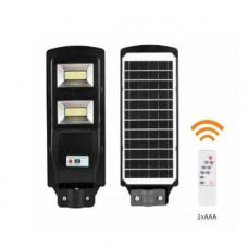 Уличный светодиодный светильник консольный на солнечных батареях ЭРА Б0046800