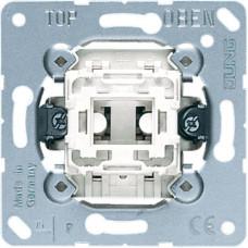 Механизм выключателя 1-клавишного Jung 501U