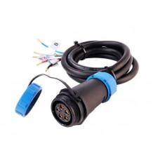 Коннектор Deko-Light feeder cable Weipu 5-pole 940002