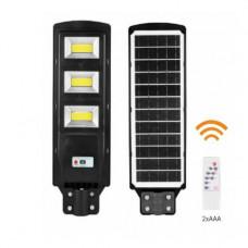 Уличный светодиодный светильник консольный на солнечных батареях ЭРА Б0046795