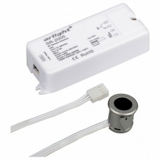 Диммер Arlight SR-2005 SR-2005 Silver-R (12-36V, 96-288W, IR-Sensor)