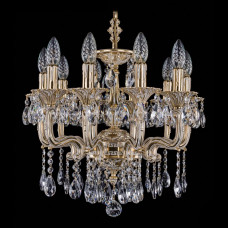 Подвесная люстра Bohemia Ivele Crystal 1704 1704/10/UP125IV/A/GW