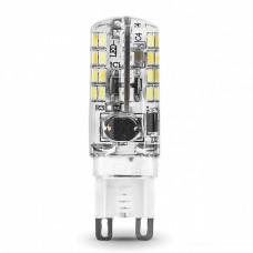 Лампа светодиодная Gauss 1077 G9 3Вт 4100K 107709203