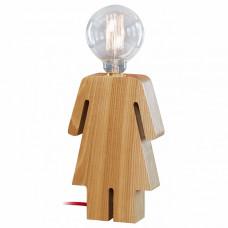 Настольная лампа декоративная 6053T/S GIRL