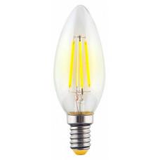 Лампа светодиодная Voltega Crystal E14 6Вт 4000K 7020