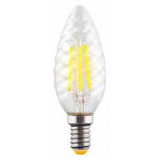 Лампа светодиодная Voltega Crystal E14 6Вт 2800K 7027