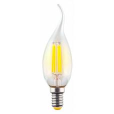 Лампа светодиодная Voltega Crystal E14 6Вт 4000K 7018