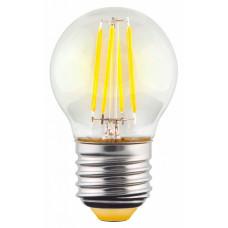 Лампа светодиодная Voltega Crystal E27 6Вт 4000K 7024