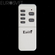 Пульт для блока управления Eurosvet белый