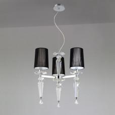 Светильник дизайнерский Crystal Lamp D1178B-3